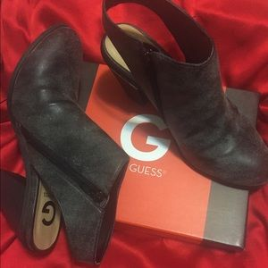 G by Guess Gabryel Ankle Booties